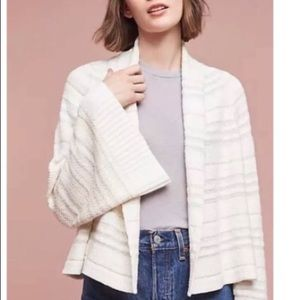 Anthropologie Moth Mahalia Kimono Cardigan Sweater